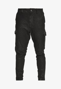 Tigha - ZENO - Pantalon en cuir - black - 3