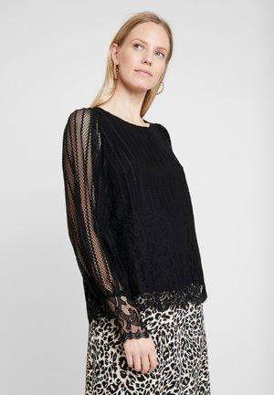 NALENE  - Bluse - black