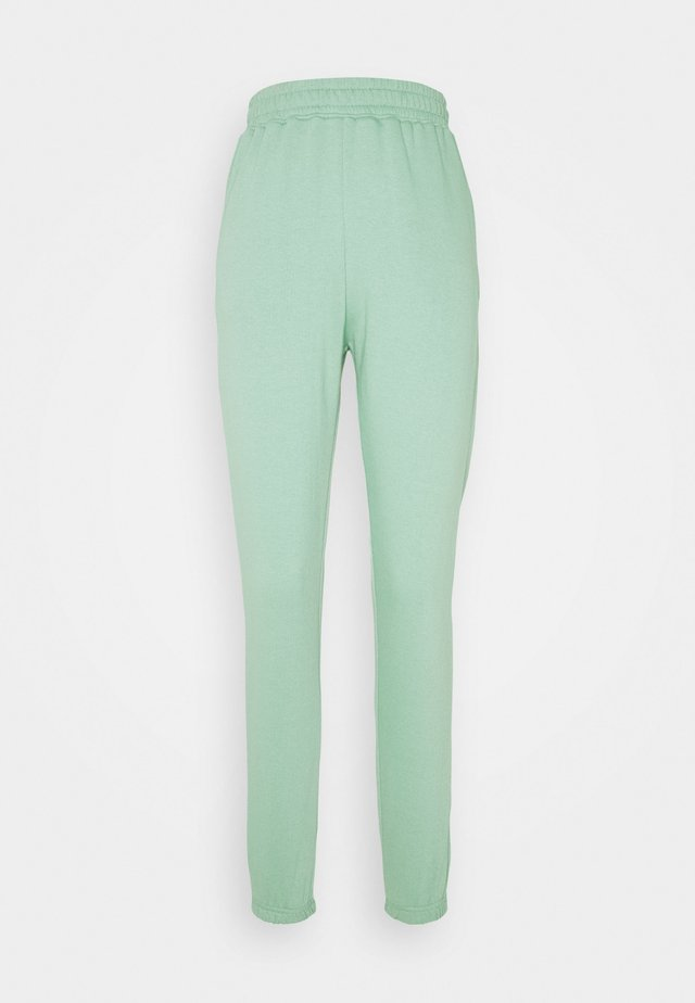 TALL BASIC JOGGERS - Pantaloni sportivi - green