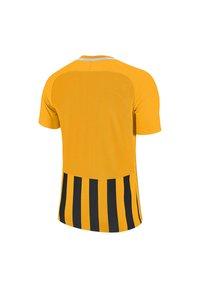 Nike Performance - Print T-shirt - goldschwarz - 1