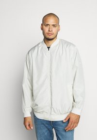 Jack & Jones - JORVEGAS JACKET - Bomber Jacket - silver birch - 0