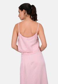 Bondi Born - FLARED CAMI - Top - light pink - 2