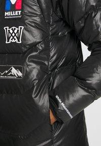 White Mountaineering - MILLET X WM JACKET - Down jacket - black - 7