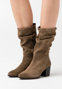 Steven New York - JANE - Boots - beige - 0