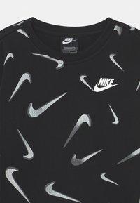 Nike Sportswear - CREW - Sudadera - black/white - 2