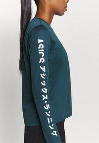 ASICS - KATAKANA - Camiseta de deporte - magnetic blue - 3