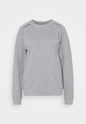 UMA - Sweatshirt - grey melange