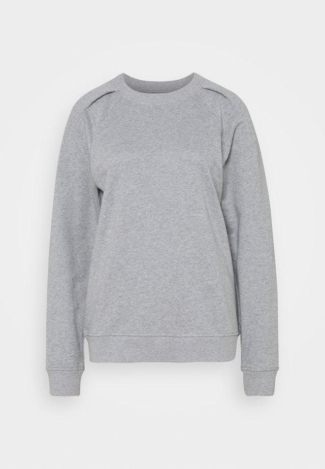 UMA - Sweater - grey melange