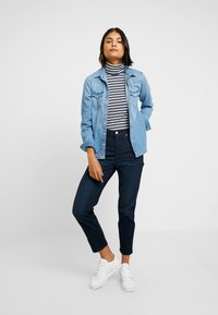 Madewell - STOVEPIPE - Straight leg jeans - birchland wash - 1
