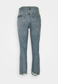 Agolde - RILEY - Straight leg jeans - emulsion - 1