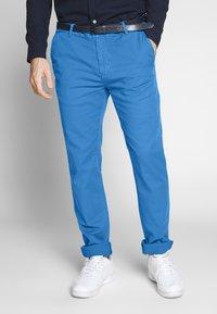 Scotch & Soda - STUART - Chino kalhoty - wave blue - 0