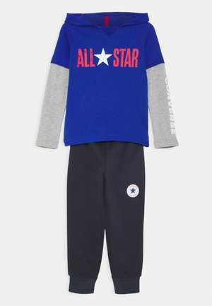 ALLSTAR HOODIE JOGGER SET  - Trainingsanzug - blue