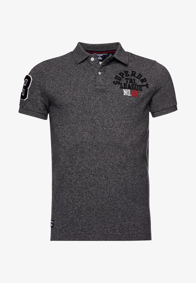 SUPERSTATE  - Poloshirt - grey grit