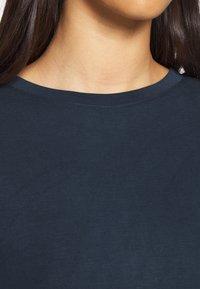 Monki - Langærmede T-shirts - navy blue - 5