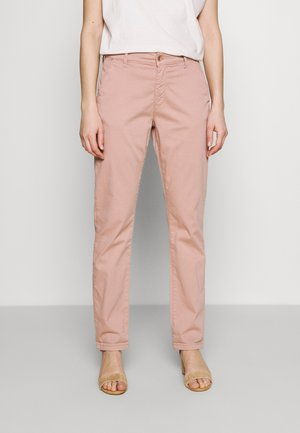 JDYDAKOTA LIFE PANT - Chinosy - adobe rose