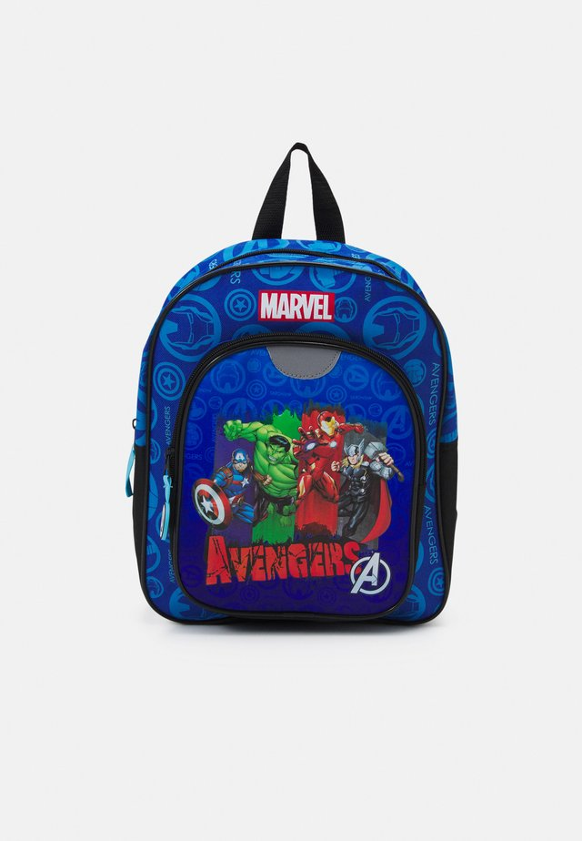 BACKPACK AVENGERS ARMOR UP UNISEX - Ryggsäck - blue