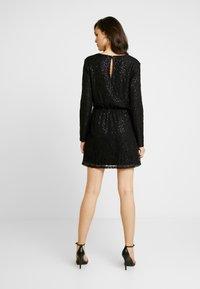 Nly by Nelly - SPARKLY DRESS - Robe de soirée - black - 3
