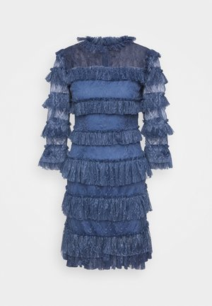 CARMINE DRESS - Cocktail dress / Party dress - indigo blue