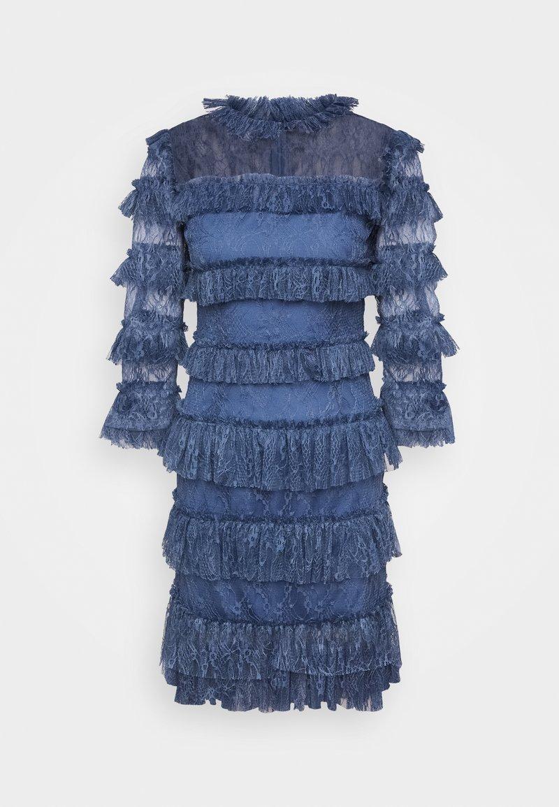 By Malina - CARMINE DRESS - Cocktail dress / Party dress - indigo blue