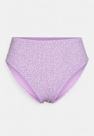 WAIST BRIEF - Bikini bottoms - mauve