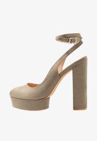 Even&Odd - High heels - oliv - 1