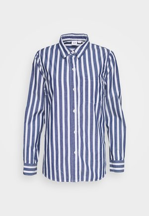 Skjorta - bold blue