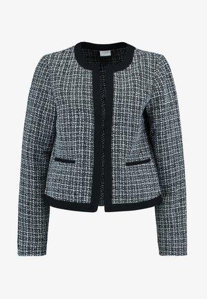 VISKYLA SHORT - Blazer - black/white