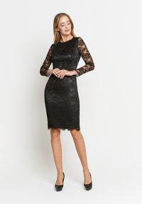 Madam-T - TROPICANA - Cocktail dress / Party dress - schwarz - 4