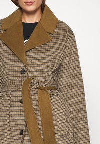 mbyM - JANASHIA - Classic coat - light brown - 5