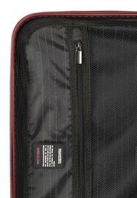 Wittchen - CLASSIC - Wheeled suitcase - burgund - 5