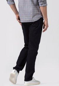 BRAX - STYLE COOPER  - Straight leg jeans - dark blue - 2