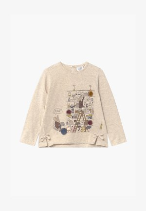 AILINE  - Long sleeved top - wheat