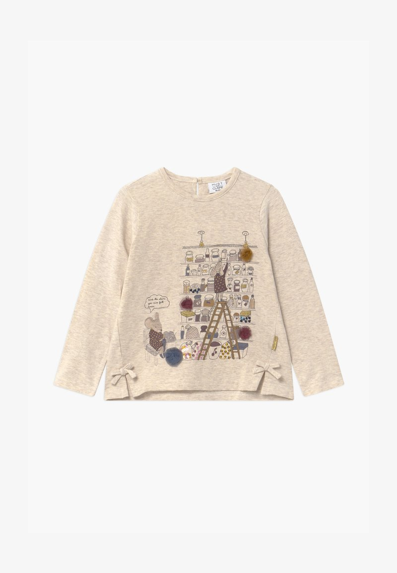 Hust & Claire - AILINE  - Long sleeved top - wheat