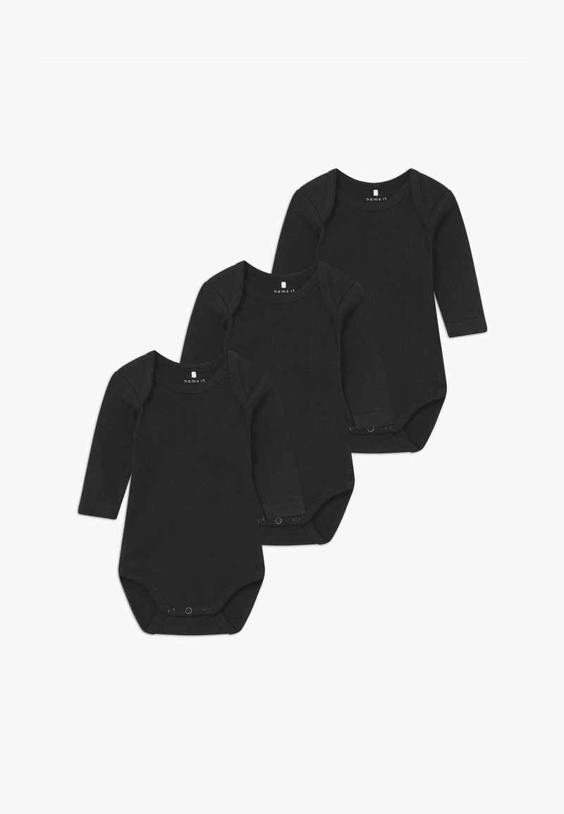 Name it - NBNBODY  3 PACK - Body - black