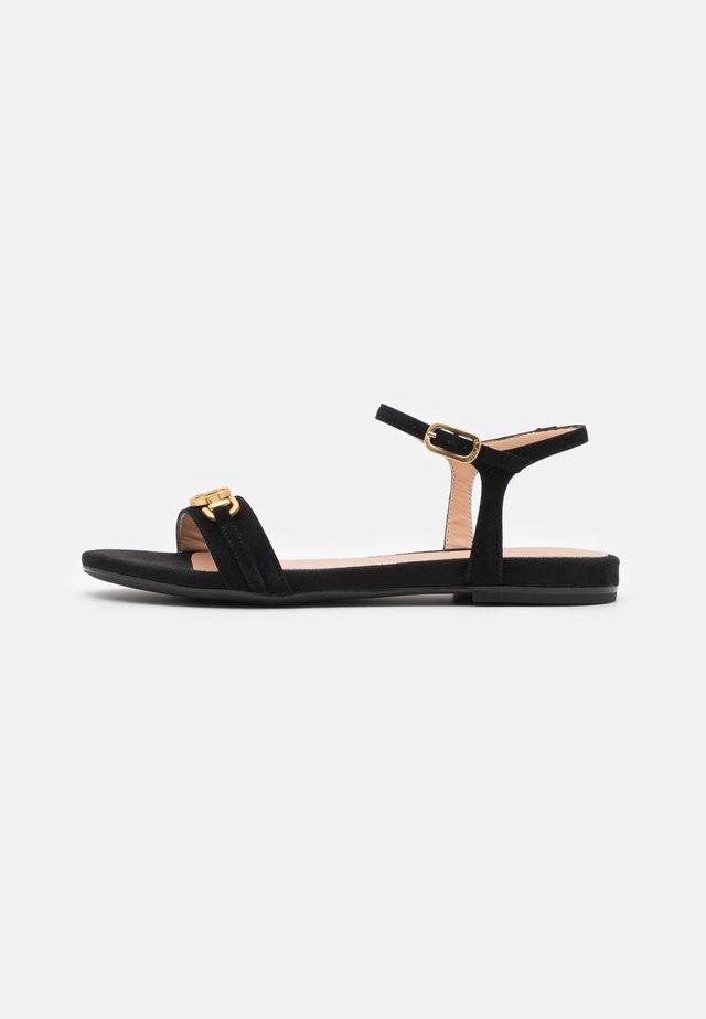 CARIMO - Sandały - black