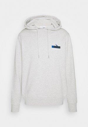 CASUAL HOODIE - Sweatshirt - grey melange
