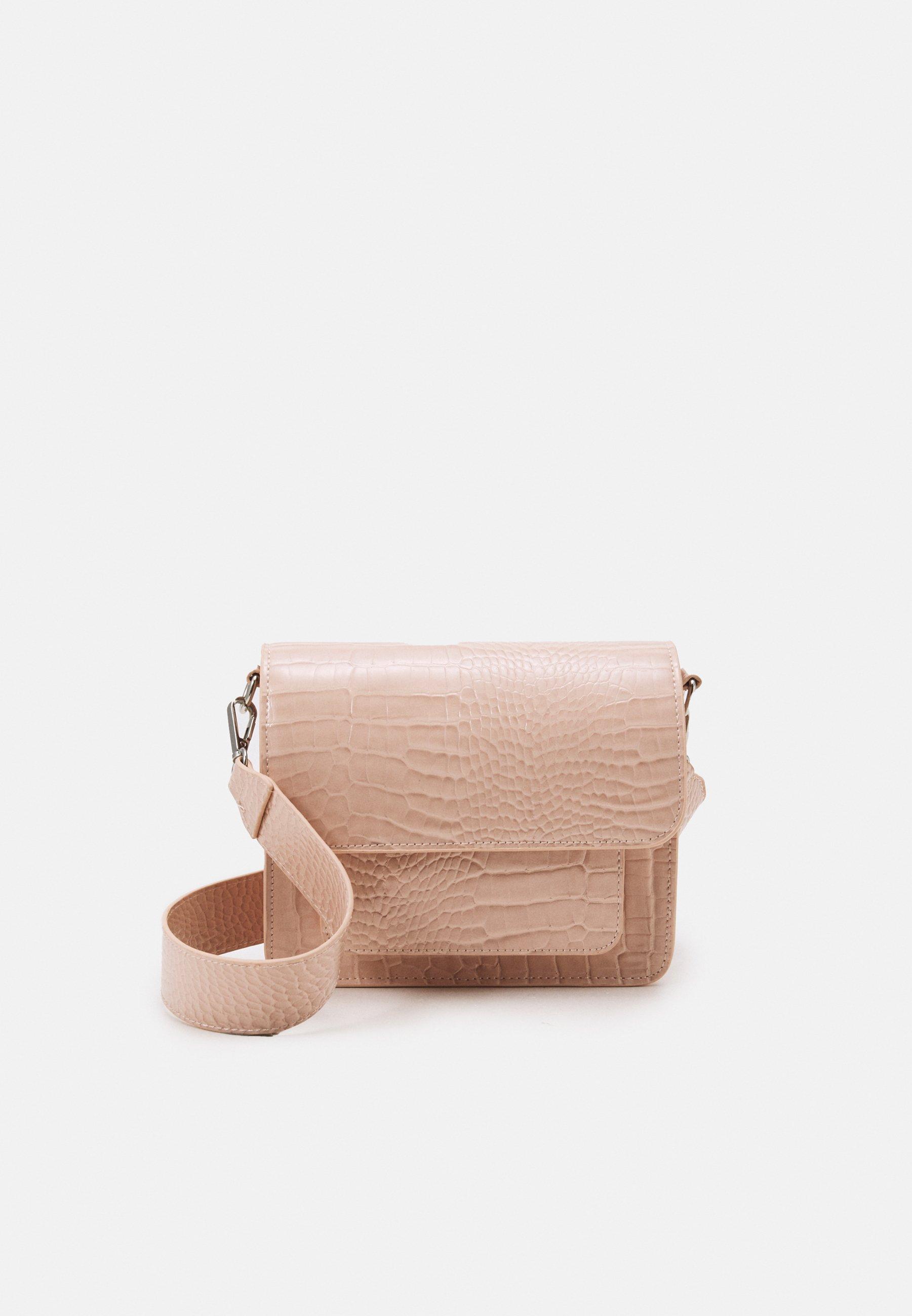 Women CAYMAN POCKET CROCO - Across body bag