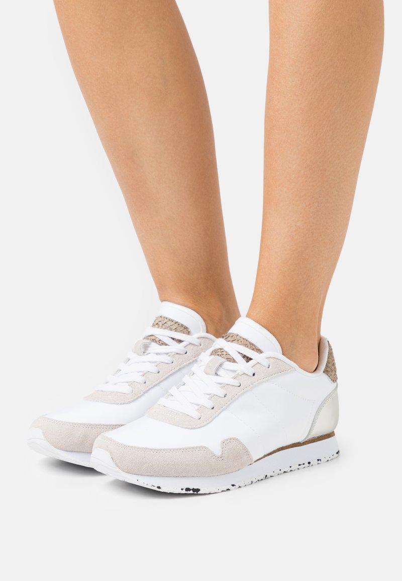 Woden - NORA III - Trainers - bright white