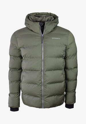 Veste d'hiver - army khaki