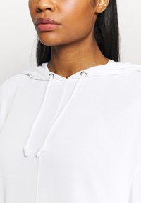 Free People - BACK INTO IT HOODIE - Jersey con capucha - powder white - 5