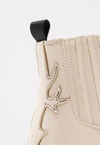 RAID - ORACIA - Ankle boot - cream tumbled - 2