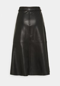Kaffe - KAEDLYN SKIRT - A-line skirt - black deep - 1