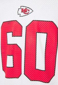 New Era - NFL KANSAS CHIEFS - Club wear - white - 5
