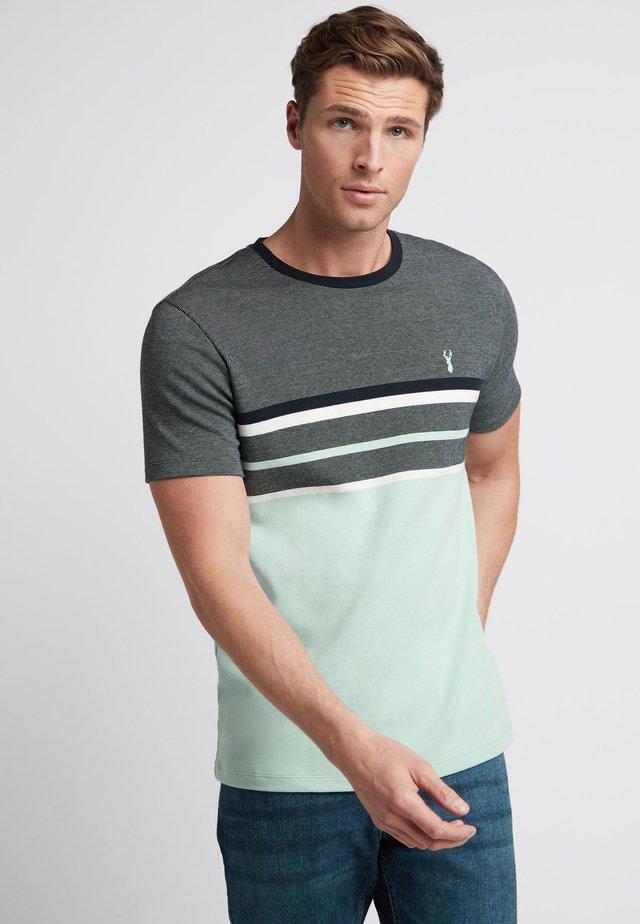 SOFT TOUCH  - Camiseta estampada - blue