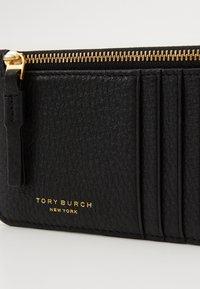 Tory Burch - PERRY CARD CASE - Peněženka - black - 3