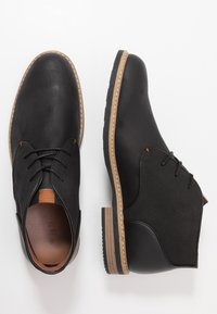 Call it Spring - CACU - Casual lace-ups - black - 1