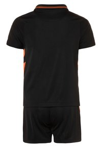 Nike Performance - NIEDERLANDE SET - Sportovní kraťasy - black/safety orange - 1