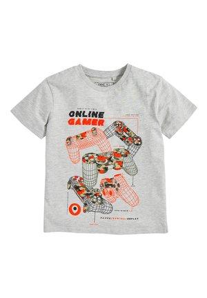 CAMO CONTROLLER  - Print T-shirt - grey