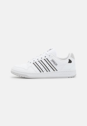 NY 90 STRIPES UNISEX - Matalavartiset tennarit - footwear white/grey one/white