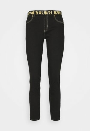 Slim fit jeans - nero